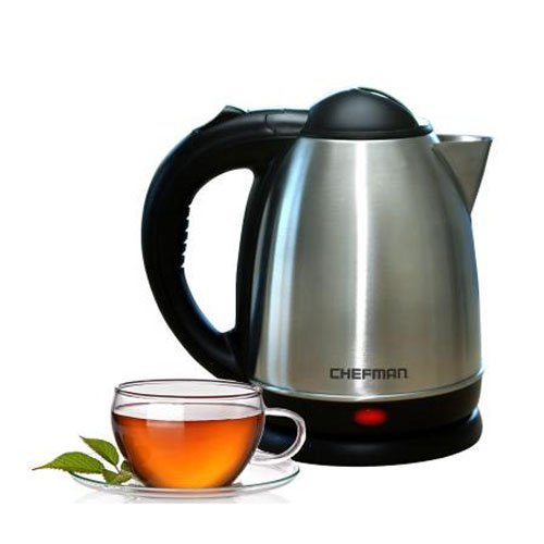 Best Cordless Water Kettle ~ Chefman cordless electric kettle best tea kettles and