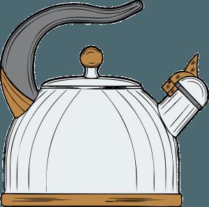 stovetop tea kettles