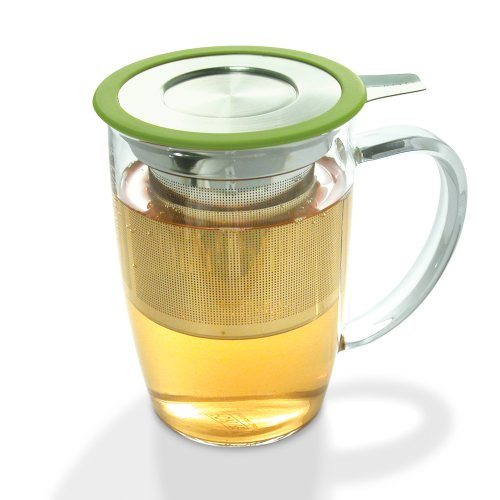 how to use a tea infuser cup