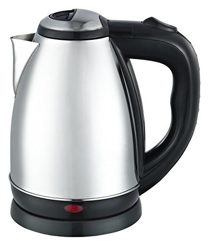 Best Cordless Water Kettle ~ Epica temperature variable stainless steel cordless