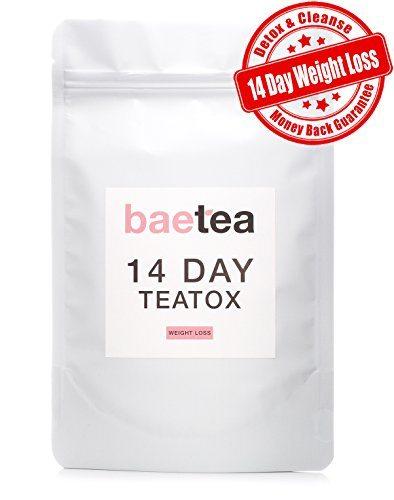 Amazoncom Bikini Body Detox Tea for Weight Loss  Best