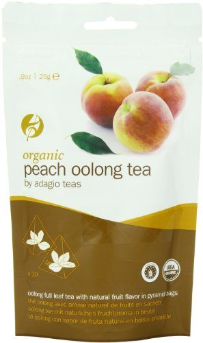 Peach oolong tea benefits