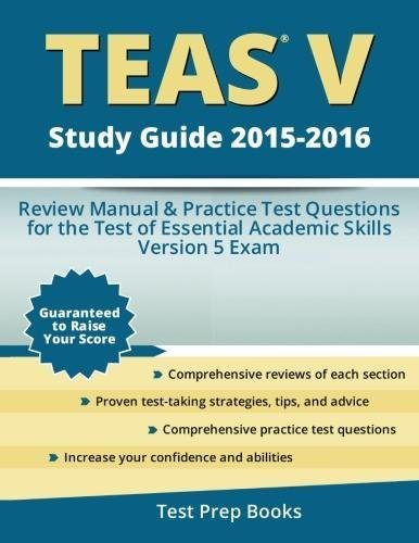Best TEAS Study Guides | Exam Prep Books