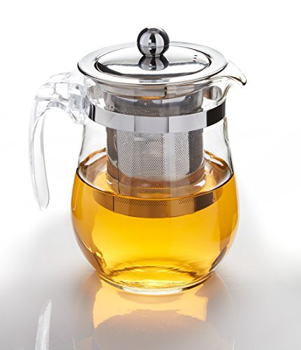 how to make a pot of tea with loose tea