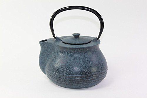 Japanese tetsubin cast iron blue beehive teapot best tea kettles and tea pots - Japanese teapot with infuser ...