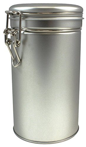 Coffee Canister Airtight Coffee Storage Container Vacuum Sealed Milk