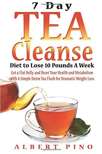 Tea Cleanse 7 Day Tea Cleanse Diet To Lose 10 Pounds A
