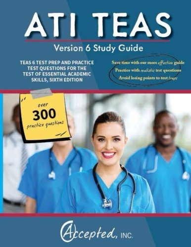 Top 10 ATI TEAS Exam Study Guide Book List - Brilliant Nurse