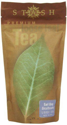 Stash Tea Decaf Earl Grey Loose Leaf Tea 3 5 Ounce Pouch