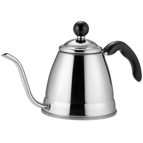 fino pour over coffee kettle 18 8 stainless steel 6 cup. Black Bedroom Furniture Sets. Home Design Ideas