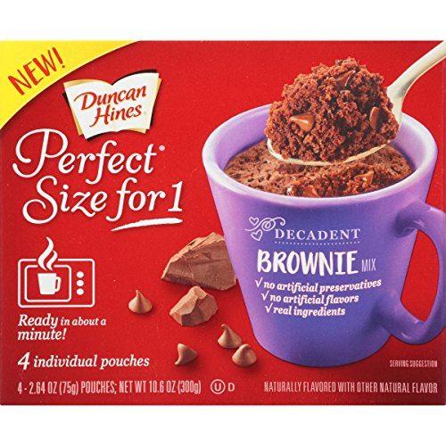 How To Make A Mug Cake With Brownie Mix
