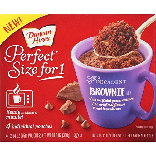 Brownie Mix Mug Cake