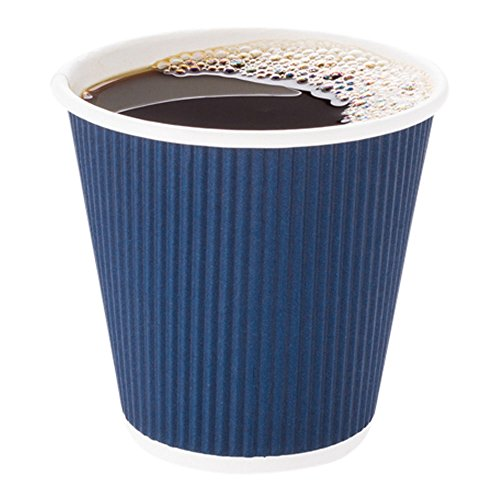 Disposable Paper Hot Cups 500ct Hot Beverage Cups