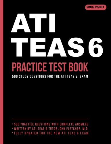 Ati allied health study guide array ati teas 6 practice test book 500 study questions for the ati teas rh fandeluxe Image collections
