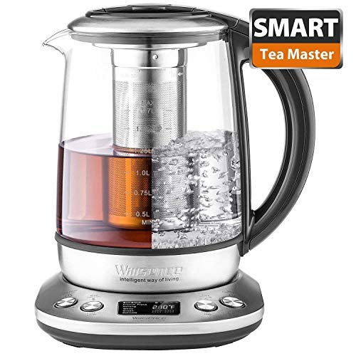 Electric Kettle Willsence Electric Tea Kettle Stainless