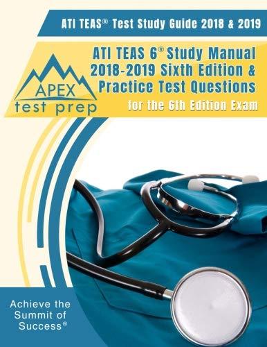 ATI TEAS Secrets Study Guide TEAS 6 Complete Study Manual ...